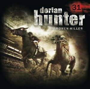 DORIAN-HUNTER-31-CAPRICORN-CD-NEW