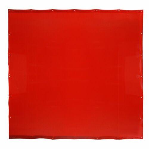 Defender 6x6 soudage rideau en rouge sans cadre inclus