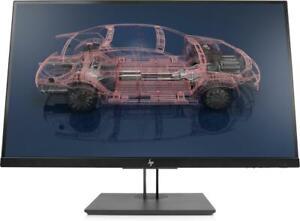 "HP Z27n G2 Monitor Piatto Per Pc 27"" Quad Hd Ips Argento 1js10at Monitor Pc"