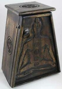 Wooden-7-Chakra-Altar-Chest-Cupboard-with-7-Shelves