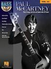 Bass Play-Along: Paul McCartney: Volume 43 by Paul McCartney (Paperback, 2014)