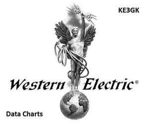 Western-Electric-Electron-Tube-Data-Charts-Tube-Data-CDROM-PDF