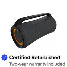 Sony SRS-XG500 X-Series Wireless Portable-Bluetooth Party-Speaker