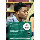 AAT Foundation Certificate in Accounting Level 2 Synoptic Assessment: Question Bank by BPP Learning Media (Paperback, 2016)