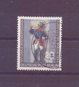 Berlin-1954-Postillion-MiNr-120-rund-gestempelt-Michel-35-00-761