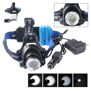 20000LM-XML-T6-LED-Headlamp-Rechargeable-Headlight-Head-Lamp-Torch-18650-Battery
