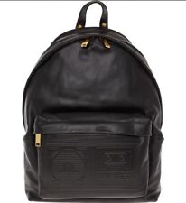 item 4 VERSUS VERSACE Boombox Leather Backpack - Black -VERSUS VERSACE  Boombox Leather Backpack - Black 3140d9b23eae4