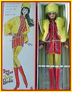 Mattel Twist 'n Turn Barbie exclusivo de solicitud de coleccionista