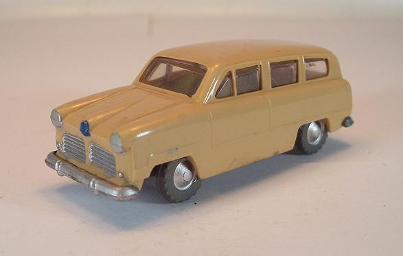 Siku Plastik V 22 Ford Kombi Modell 53 Factory Error V-Serie 2