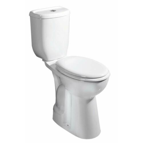 Abgang senkrecht 36,3x67,2cm Kombi-WC erhöht