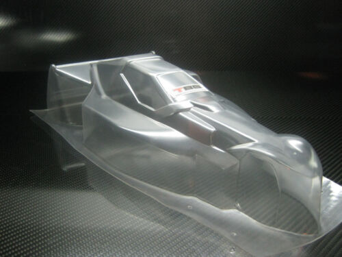KYOSHO RAIDER PRO BODY AND WING VINTAGE