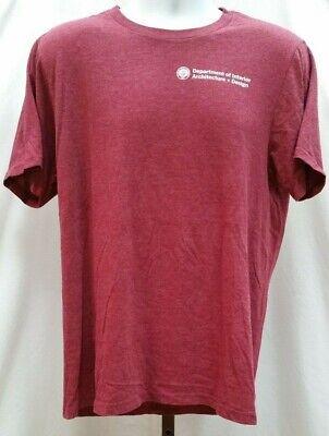 Pre Owned Fsu Seminoles Dept Of Interior Architecture Des T Shirt Size L N163 Ebay