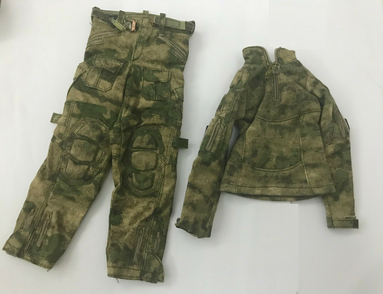 DamJuguetes 78047A Russian FSB Alpha Group  - 1 6th Scale Shirt & Pant