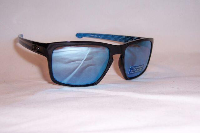 09014cd731 New Oakley Sunglasses SLIVER OO9262-40 BLACK PRIZM H2O POLARIZED AUTHENTIC  9262