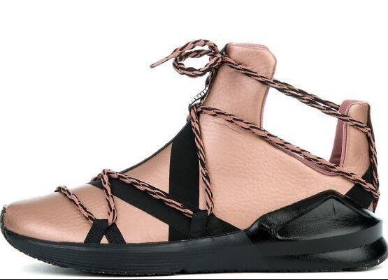 a8a499daf Puma Women s FIERCE ROPE COPPER Shoes Copper Rose Black Rose Black Rose  Black 190705-01 b f03646