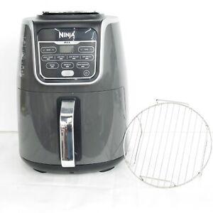 Ninja Air Fryer Max Xl 5 5qt Gray Af161 1750w 622356559133 Ebay