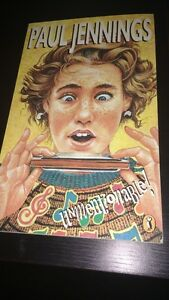 Unmentionable-More-Amazing-Stories-by-Paul-Jennings-1995-Paperback