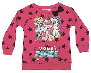 0bcc9445e2e My Little Pony Fuchsia Graphic Sweatshirt Kids Youth Toddler Girls ...