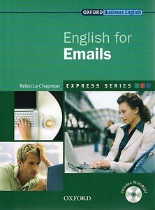 Oxford-Business-English-Express-Series-ENGLISH-FOR-EMAILS-E-Mails-w-MultiROM-NEW