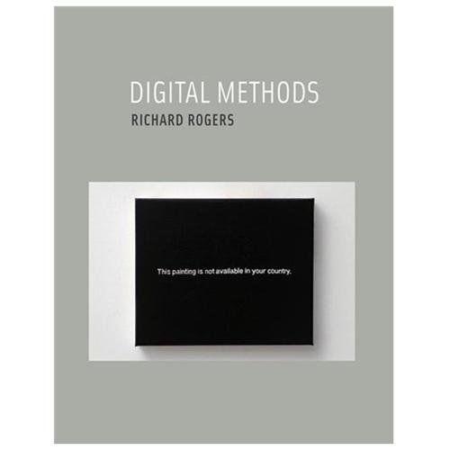 Digital Methods, Rogers, Richard, Good Book