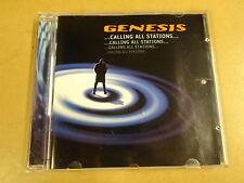 CD / GENESIS - ...CALLING ALL STATIONS...