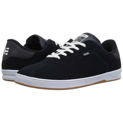 4cfe30bf64 etnies The Scam Mens Trainers Navy White Shoes 7 UK