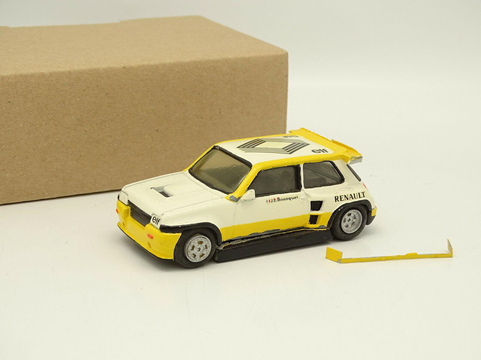 Graphyland Kit montato 1 43 - Renault 5 MAxi Turbo Produzione Bousquet