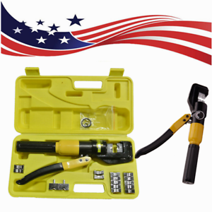 US-10-Ton-Hydraulic-Wire-Battery-Cable-Lug-Terminal-Crimper-Crimping-Tool