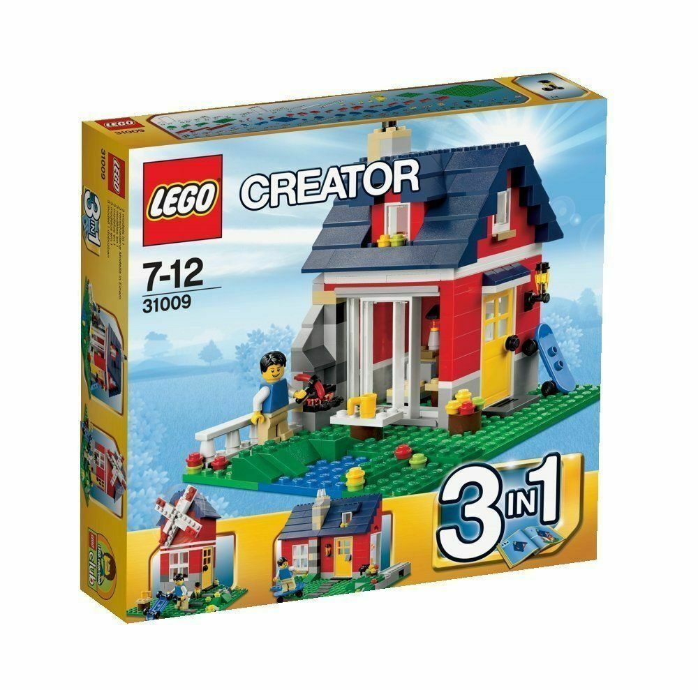 Lego Creator Creator Creator 31009 Casa Rustica - Nuevo Emb.orig a9fe1f