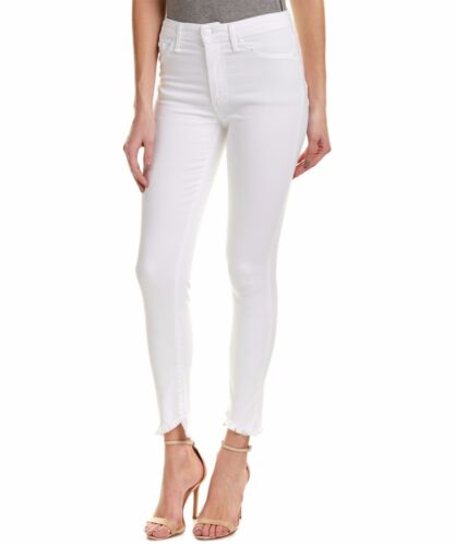 Størrelse Ankel Joe's Hvid Kvinder Flawless High Rise 189 Nwt 25 Skinny Jeans SqHawF
