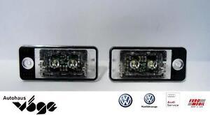 original-Audi-LED-kennzeichen-leuchten-1-KIT-2-piezas-izquierda-y-derecha