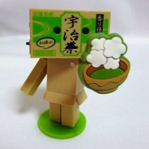 Yotsuba-amp-DANBO-Mini-Figure-Kyoto-Uji-Matcha-Omiyage-Danboard-NEW