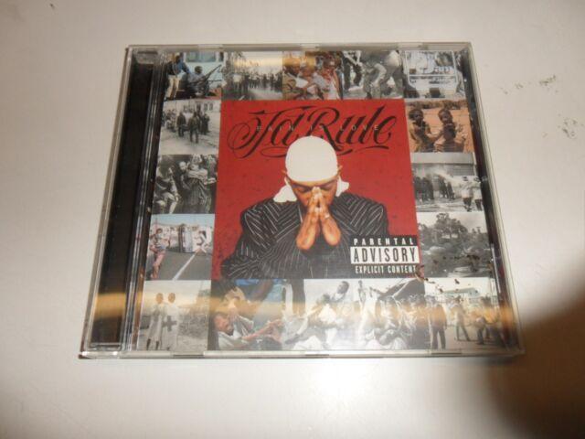CD  Ja Rule  – Pain Is Love