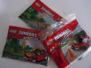 LEGO-Juniors-polybag-039-s-A-CHOISIR-Neuf-et-emballage-d-039-origine