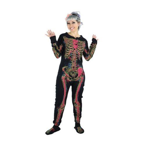 Too Fast skeleton suit