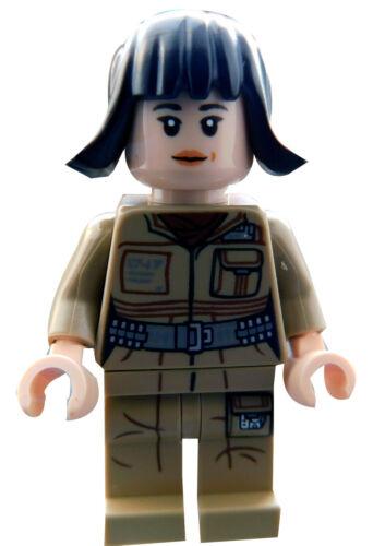 sw0857 Lego Star Wars Rose Tico Minifigur Figur Legofigur