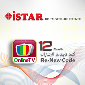 Istar-Korea-ONE-YEAR-Renew-CODE-for-ALL-Models-12-Months