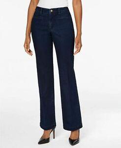 Charter-Club-Women-039-s-Denim-Trouser-Jeans-Size-12