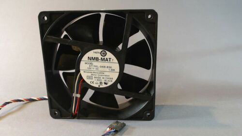 NMB-MAT 4715KL-04W-B56 4Pin 12V 1.30A PWM Fan Dell #0Y4574
