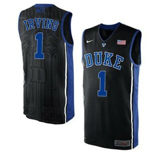 Kyrie Irving Duke Blue Devils  1 Adult Stitched Basketball Jersey ... 9a6eb931b