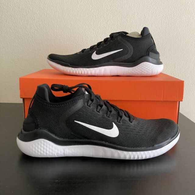 Size 9.5 - Nike Free RN 2018 Black - 942836-001