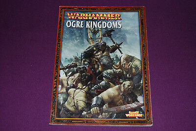 Amabile Warhammer Battle - Army Book Ogre Kingdoms 2004 V6-v7-v8 Limpid In Sight