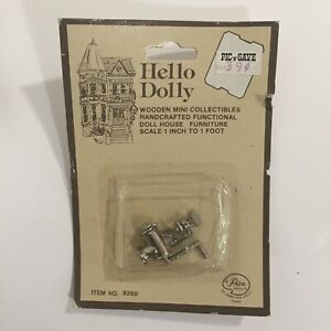 Vintage-Dollhouse-Miniatures-1-12-Scale-Hello-Dolly-Flour-Mill-Grinder-Metal