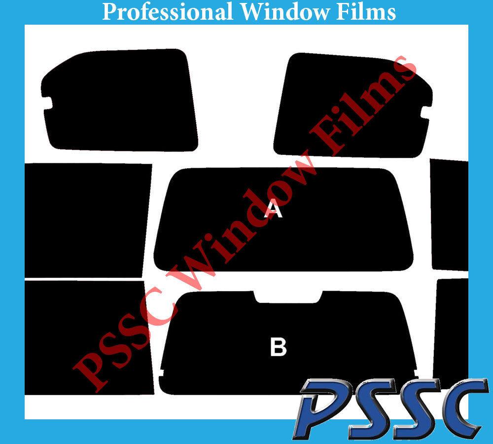 PSSC Pre Cut Rear Car Window Films - Toyota Land Cruiser 1996 to 2003