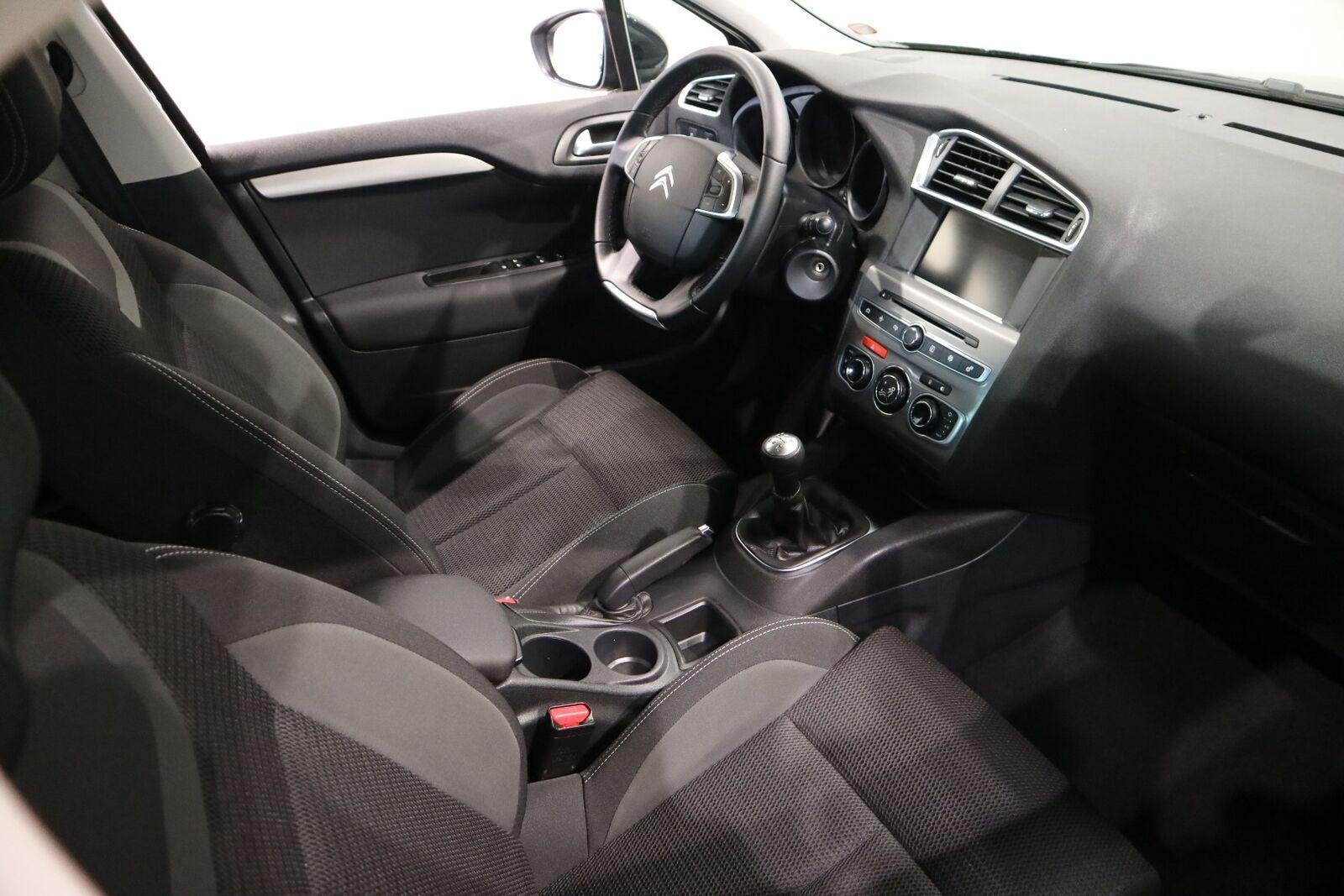 Citroën C4 1,6 BlueHDi 100 Feel Complet - billede 12