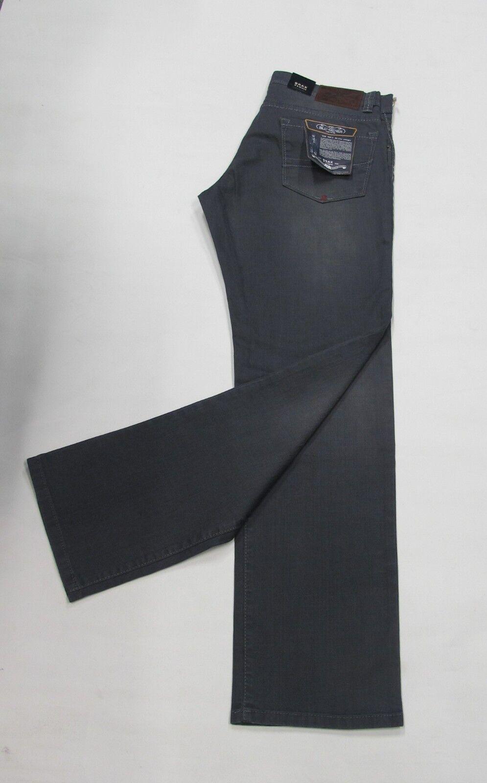Brax Hose Cadiz Stretch Stretch Stretch Gr. 33 32, Grau, | Outlet Store  d467ab