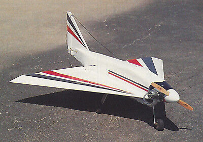 Apex Delta Aerobatic Sport Plane Plans, Templates and Instructions 30ws