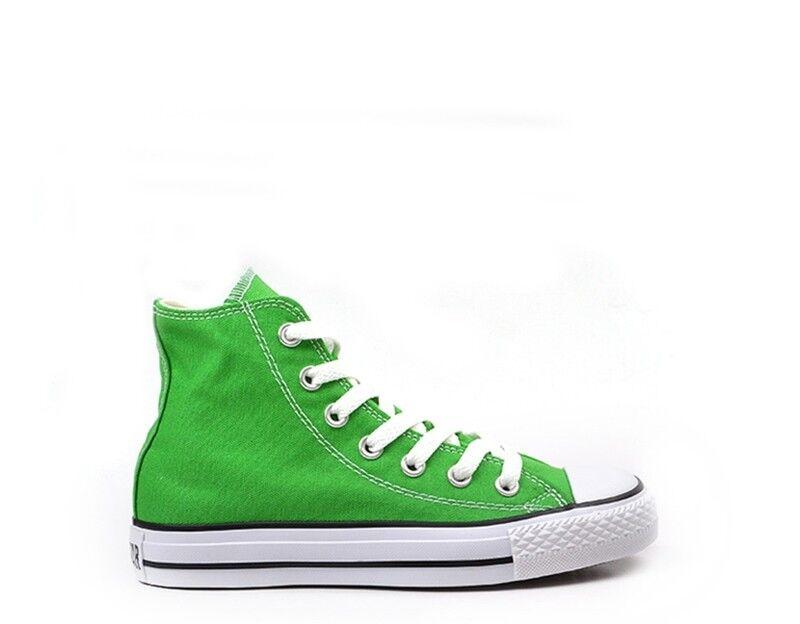 Chaussures CONVERSE Femme vert Tissu 130114C D