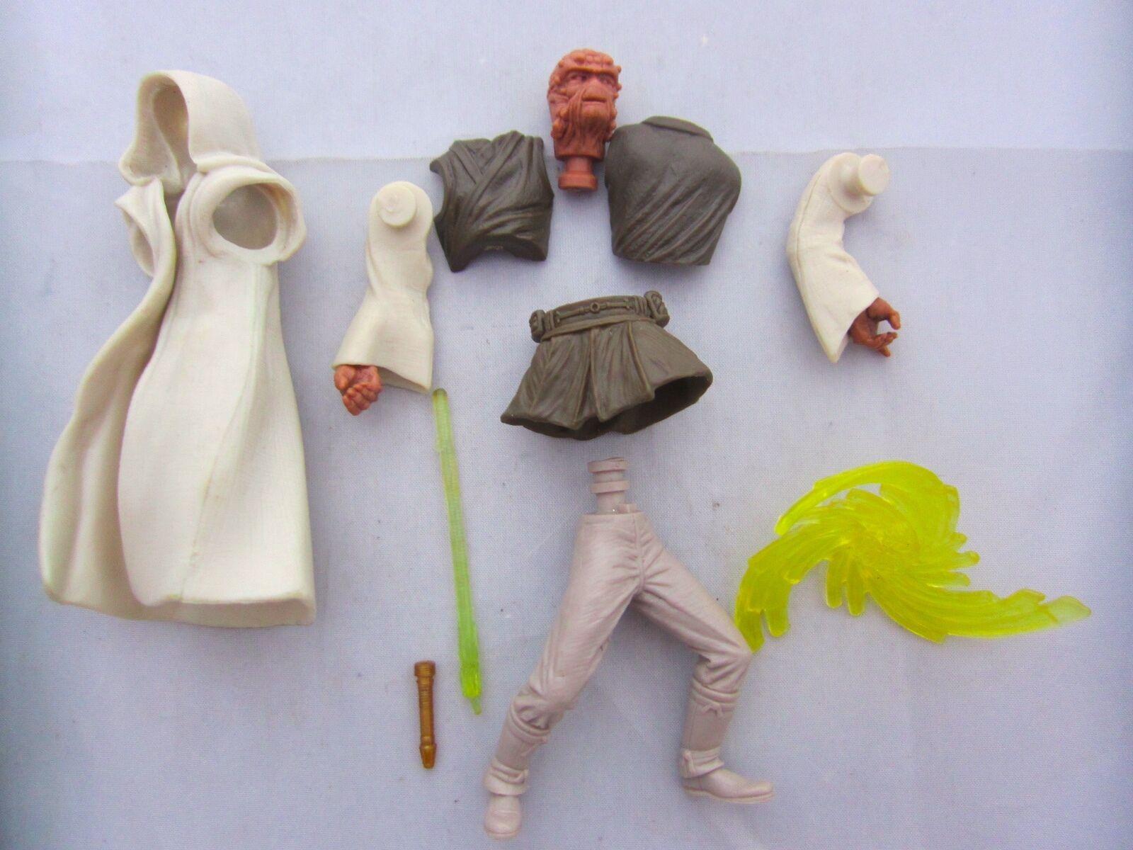 Star Wars Prototype Figure Test Shot NIKTO JEDI KNIGHT Fi-Ek Sirch Saga 2002