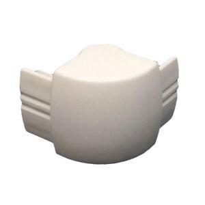 Ricambio angolare bianco per box doccia Titan 30S17BT | eBay